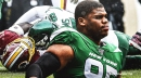 Jets have been in contact with Quinnen Williams since his airport arrest