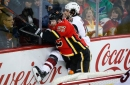 Tkachuk's 3-assist night helps Flames claim key victory against Coyotes
