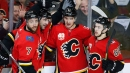 Matthew Tkachuk has three assists to lift Flames past Coyotes