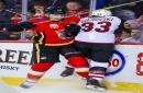Matthew Tkachuk sets up Calgary Flames in victory over Arizona Coyotes