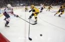 Penguins/Capitals Recap: Sluggish Pens fall behind and lose 5-2