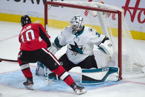 Senators at Sharks: Lines, game thread, where to watch