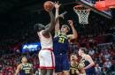 Michigan basketball will play Rutgers to open Big Ten tournament