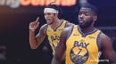 Warriors' Eric Paschall fires back at critics who slandered Damion Lee