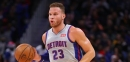 NBA Rumors: Pistons Could Send Blake Griffin To Cavs For Kevin Love And Darius Garland, Per 'Bleacher Report'