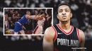 CJ McCollum's message after getting into fight with Kings' Alex Len