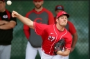 Trevor Bauer has another strong outing for the Cincinnati Reds