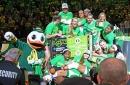 The Oregon Ducks are PAC-12 Champions!