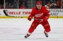 Detroit Red Wings Extend Alex Biega