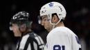 Maple Leafs' California road trip emphasized John Tavares' struggles