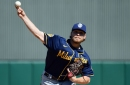Brewers walk it off to beat Mariners 2-1