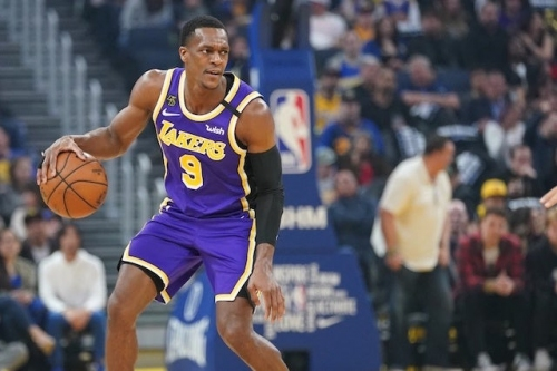Lakers News: Rajon Rondo Passes Lenny Wilkens For 15th On NBA All-Time Assists List