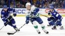Canucks' Brock Boeser returning to lineup vs. Islanders