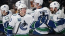 Boeser adding two-way spark to Canucks in return to game action