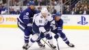 NHL Live Tracker: Lightning vs. Maple Leafs