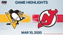 Evgeni Malkin scores twice to lift Penguins over Devils