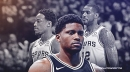 Rudy Gay not giving up on Spurs' playoff chances