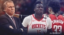 Rockets' Mike D'Antoni has big role in making Clint Capela trade for Robert Covington happen