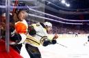 Slap Shots: Flyers vs Bruins