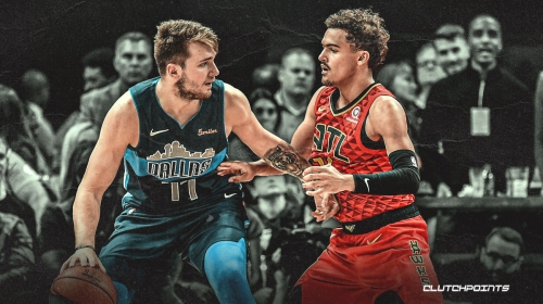 Trae Young willing to embrace 'annoying' Luka Doncic comparisons