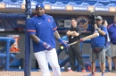 'Positive' talk but no timetable for Mets' Yoenis Cespedes