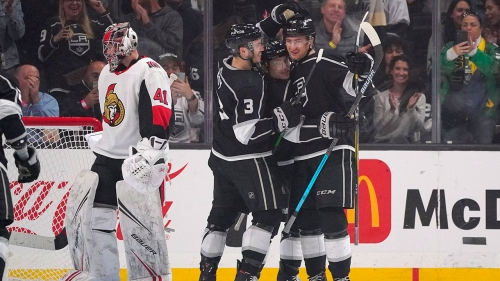 Kings stay hot and beat Senators for seventh straight win