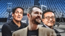 Joe Tsai joins Kevin Love, Mark Cuban in compensating staff after suspension