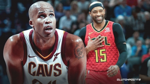 Richard Jefferson honors Vince Carter by comparing him to Stephen Curry