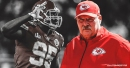 Chiefs coach Andy Reid opens up about expected franchise tag for Chris Jones