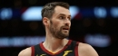 NBA Trade Rumors: Cavaliers Could Explore Kevin Love's Market This Offseason, Per 'Bleacher Report'