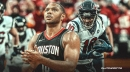 Rockets G Eric Gordon reacts to shocking DeAndre Hopkins trade
