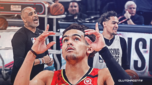 Hawks star Trae Young reminds fans to practice social distancing, stay active amid coronavirus crisis