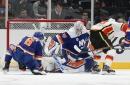 NHL 20 SIM: CGY @ NYI Preview + Lines