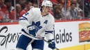 Rick Vaive laments Matthews' missed shot at Maple Leafs goals record
