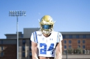 UCLA Football Recruiting: DJ Justice Becomes Bruins' First 2021 Commit