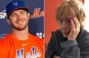 Pete Alonso makes ill Mets fan's day in heartwarming video