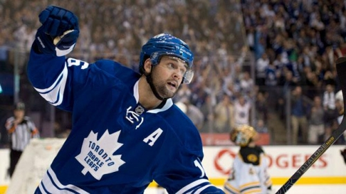Former Maple Leafs' MacArthur talks retired life, playing golf with MJ