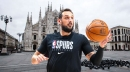 Spurs' Marco Belinelli details 'crazy' situation with family locked down in Italy due to coronavirus