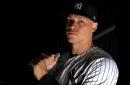 Aaron Judge progressing, but Yankees slugger still waiting to resume baseball activity