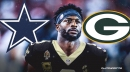 Report: Cowboys, Packers pursued Emmanuel Sanders before he chose Saints