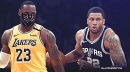 Rudy Gay claims LeBron James is a 'Decepticon'
