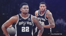 Rudy Gay had Spurs going on run to make playoffs for 23rd straight season