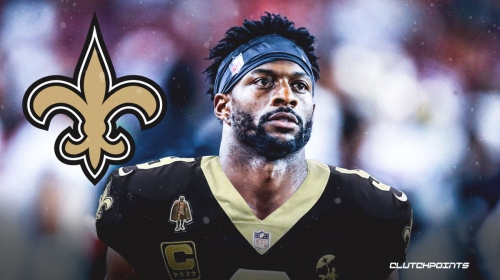 Emmanuel Sanders reveals story of grandmother wanting him to play for Saints