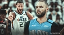 Evan Fournier calls backlash against Rudy Gobert 'disgusting'