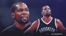 Nets' Kevin Durant may play some small-ball center next season