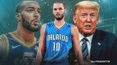 Evan Fournier takes dig at Donald Trump while battling Rudy Gobert's European stigma amid coronavirus crisis