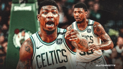 Marcus Smart only Celtics player to test positive for COVID-19