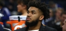 Karl-Anthony Towns Reveals His Mother Has Coronavirus And In A Coma, Tells People To Take COVID-19 Seriously