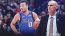 Mavs' Rick Carlisle insists Jalen Brunson done for the season even if play resumes