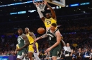 Rudy Gay Believes Lakers, Bucks Are Championship Favorites Over Clippers